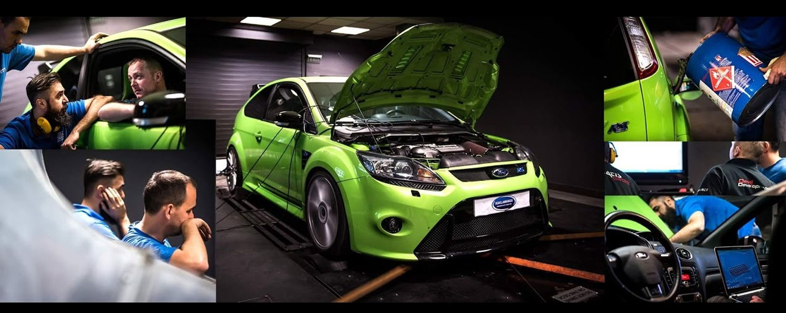 A tribute to the Focus RS II owners of our workshop